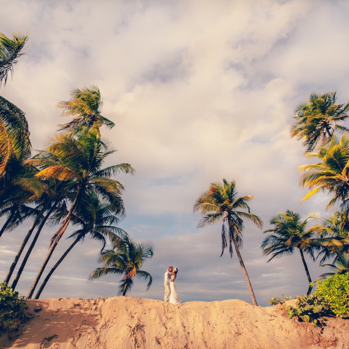 Cathy + Jonathan | Puerto Rico Wedding