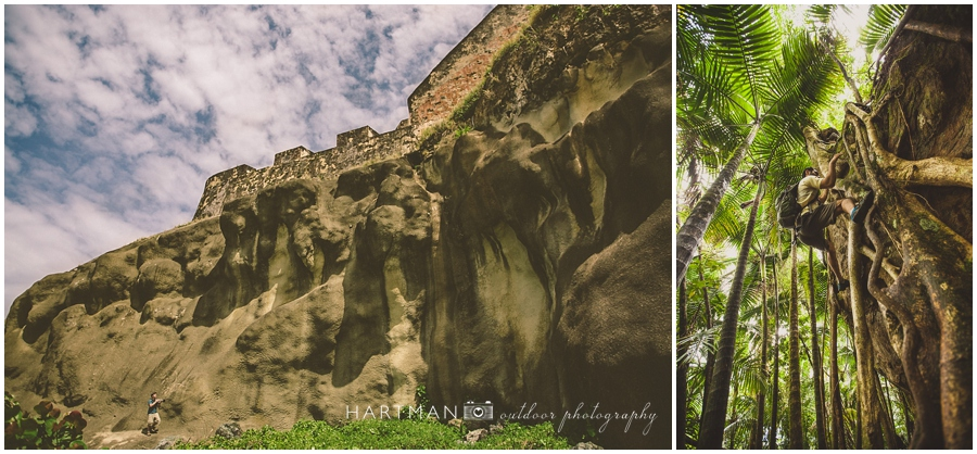 Puerto Rico Travel Photography Coast