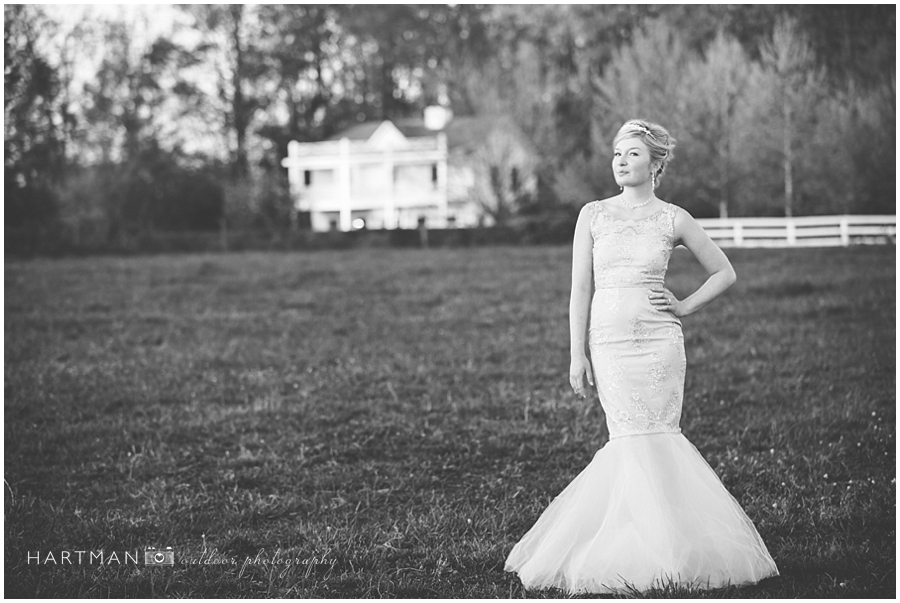 Grace Bridal Session Merry Hill 454