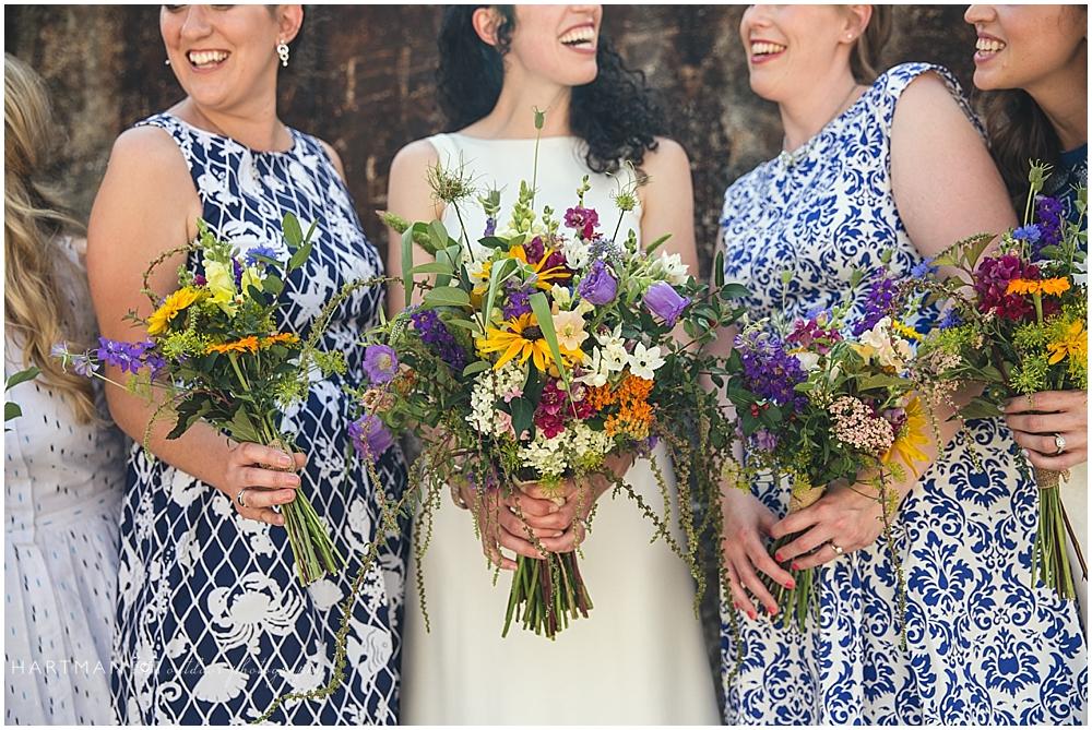 Raleigh Durham Wildflower Bouquet