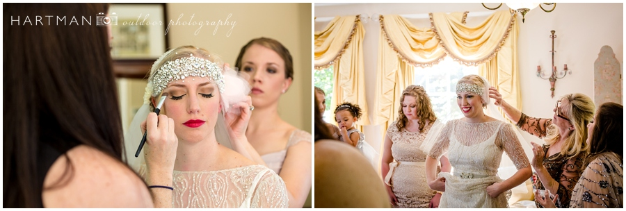 Twickenham House Bride Photographer