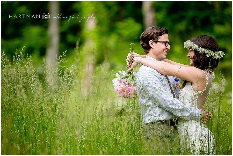 Brahma Ridge Asheville Wedding Photos