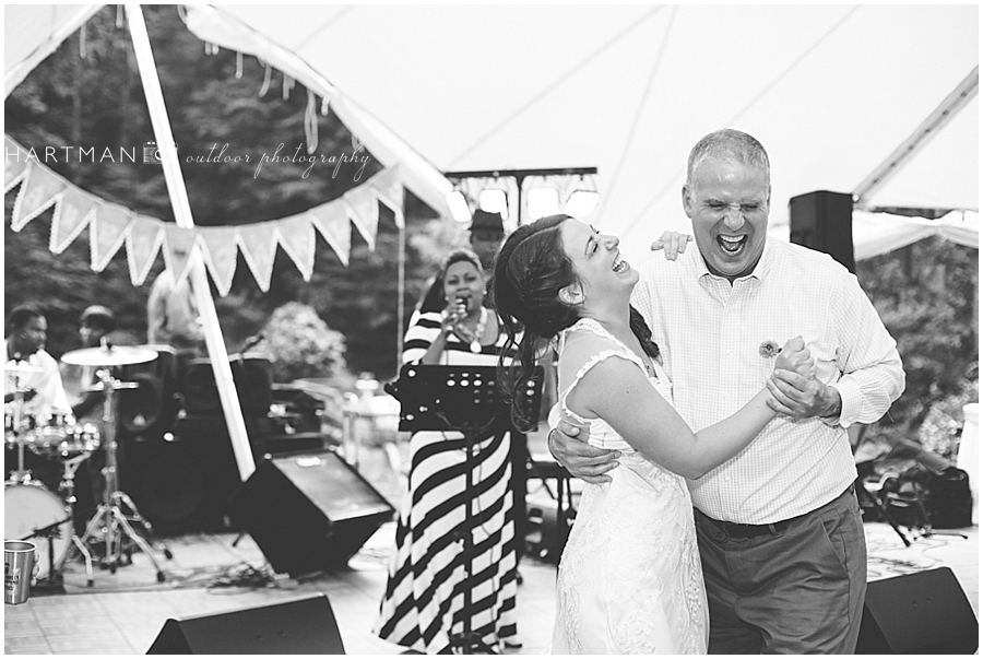 Father Daughter bride dance