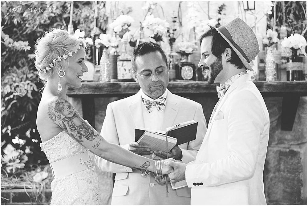 Raleigh Wine and Design Wedding Reception