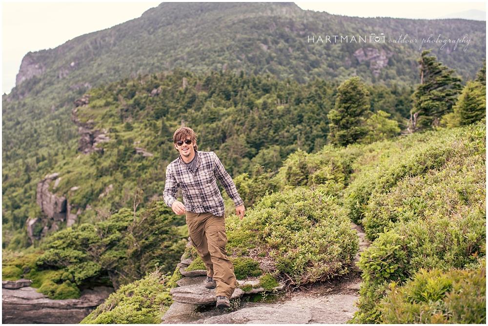 Asheville Adventure Photographer