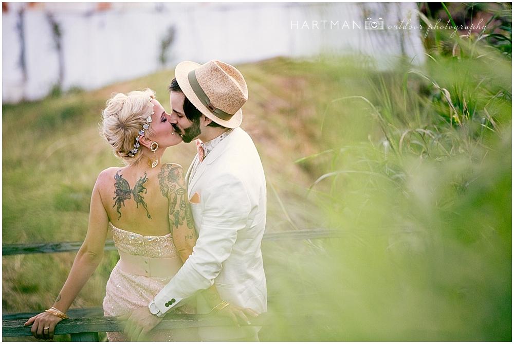 Tattoo Bride and Groom