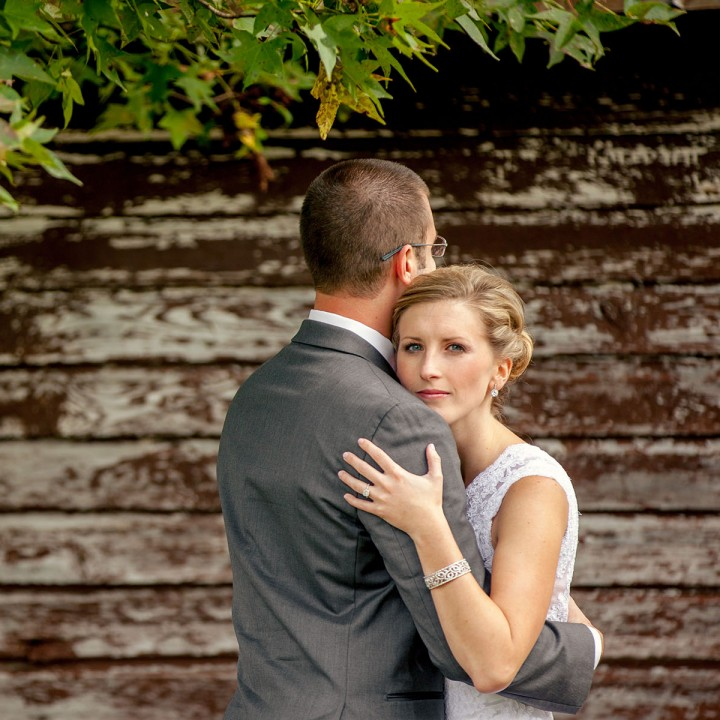 Kristine + Travis | Apex Outdoor Wedding