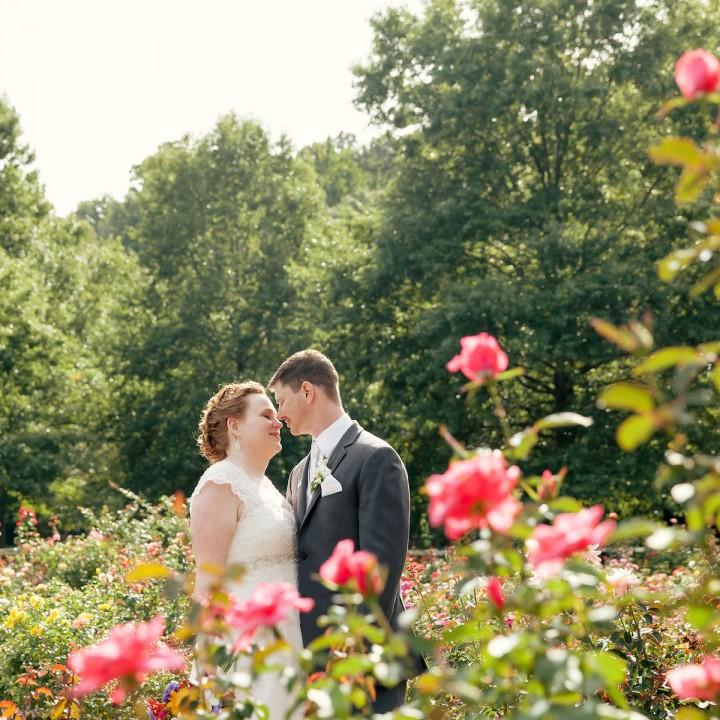 Heidi + Dave | Weathervane Chapel Hill Wedding