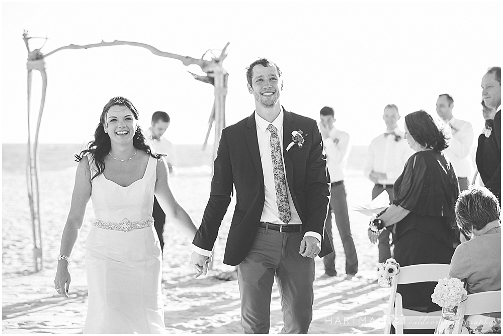 Southern Charm Beach Wedding 0090