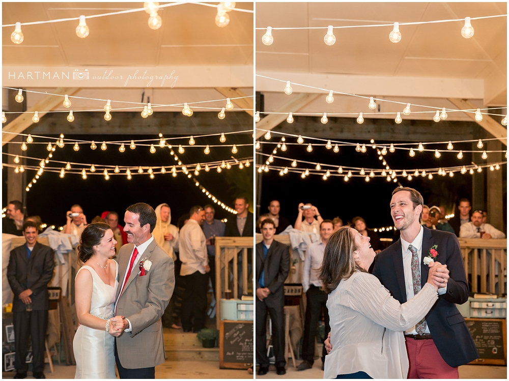 Southern Charm NC Wedding Reception 0119