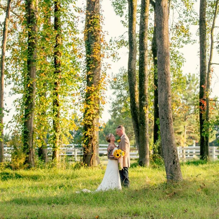 Sarah + Josh | Bennett Bunn Plantation Wedding