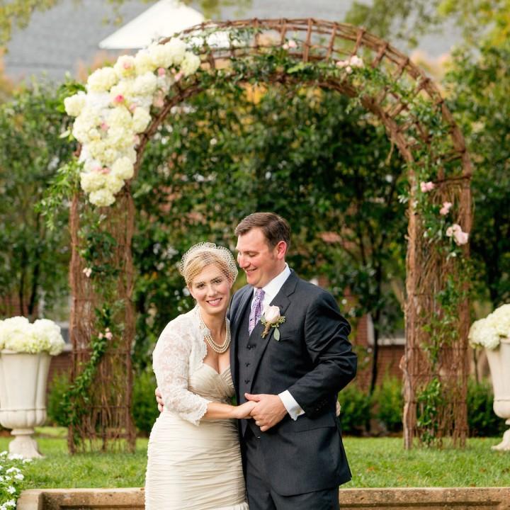 Lauran + Justin | Separk Mansion Wedding