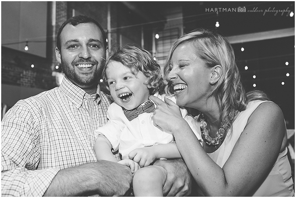 Candid Family Wedding Photographer