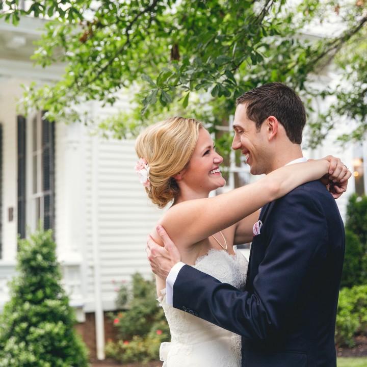 Elaine + Matt | Merrimon Wynne Wedding with Bohemian Flair