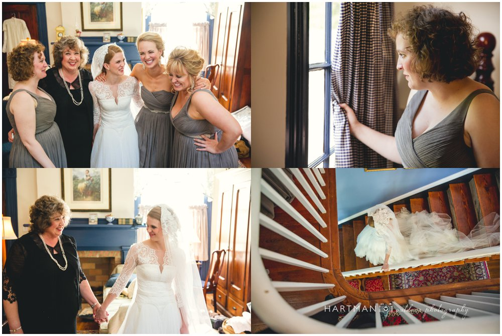 Magnolia Manor Plantation Bed and Breakfast Wedding