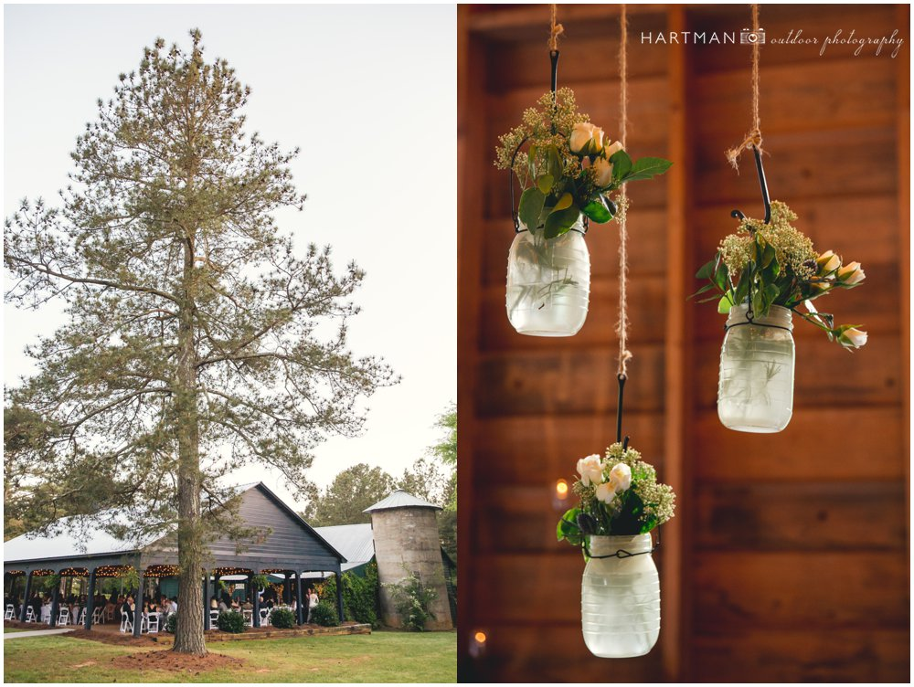 Magnolia Manor Plantation Outdoor Reception