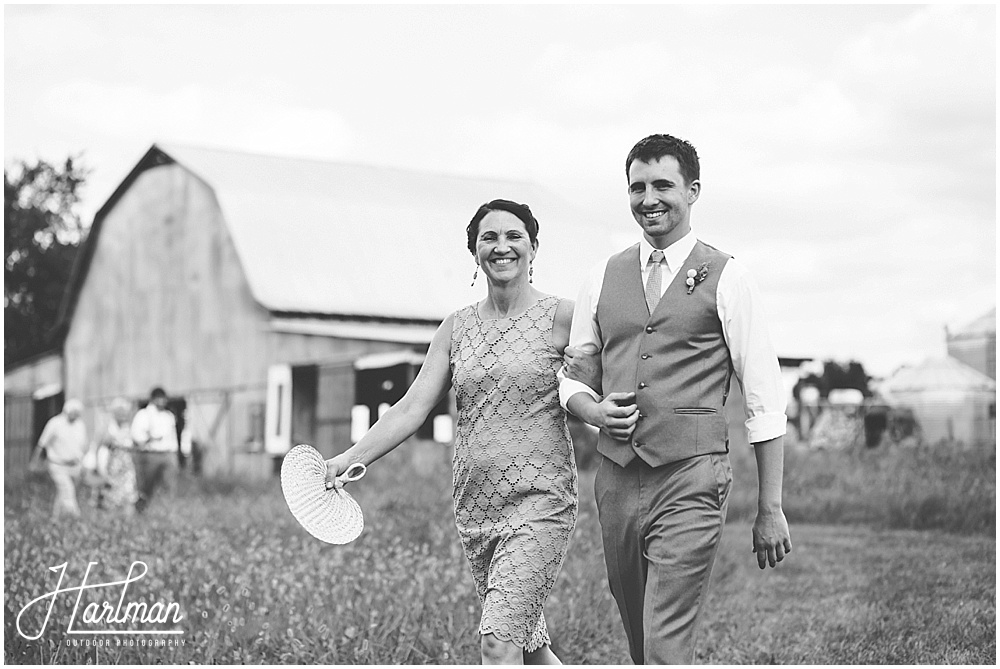 Starlight Meadow North Carolina Outdoor Wedding
