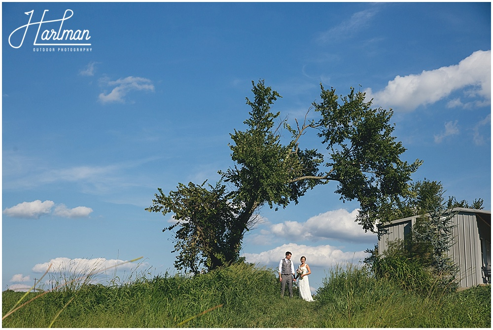 Greensboro Outdoor Wedding Photographer Starlight Meadow