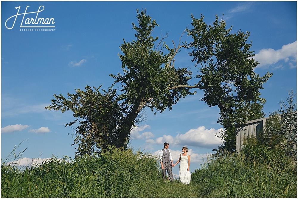 Starlight Meadow Burlington Wedding