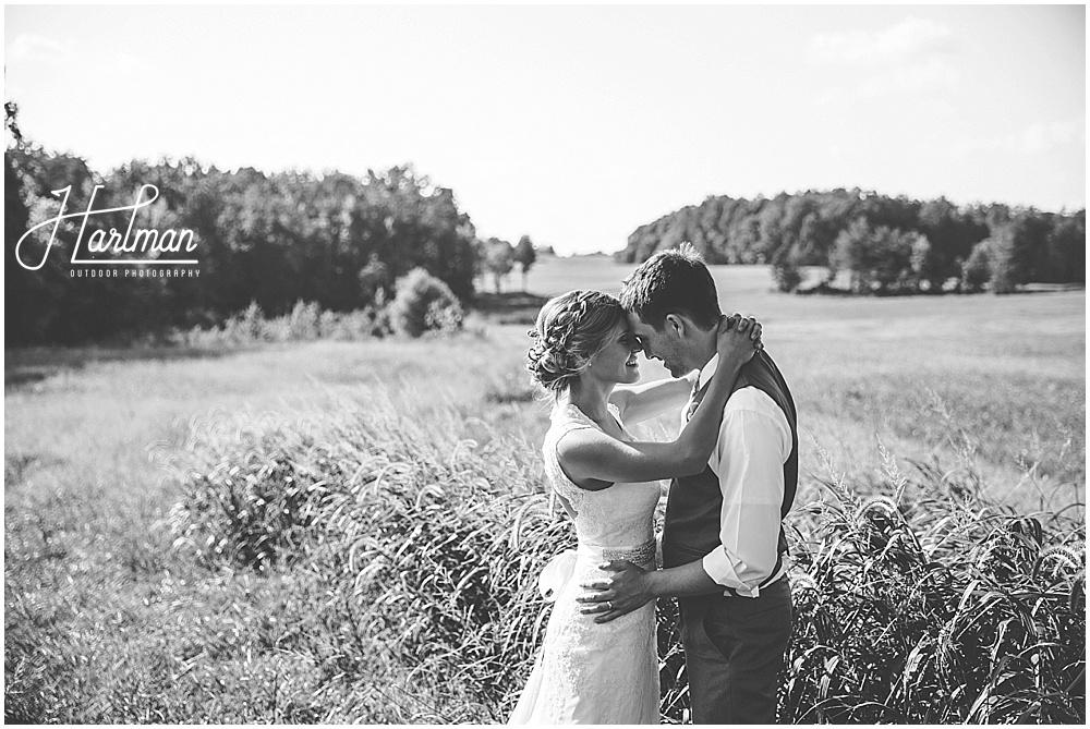 Raleigh Outdoor Bohemian Wedding