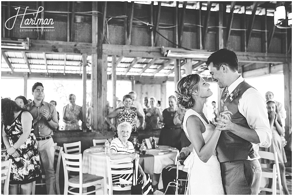 Starlight Meadow Wedding Reception Barn