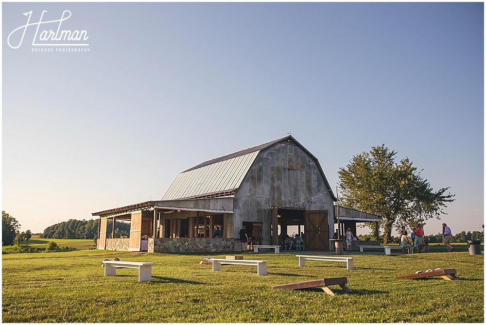 Starlight Meadow Burlington NC Reception