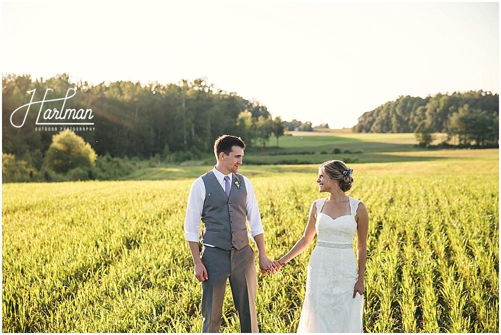 Greensboro Outdoor Wedding Photographer