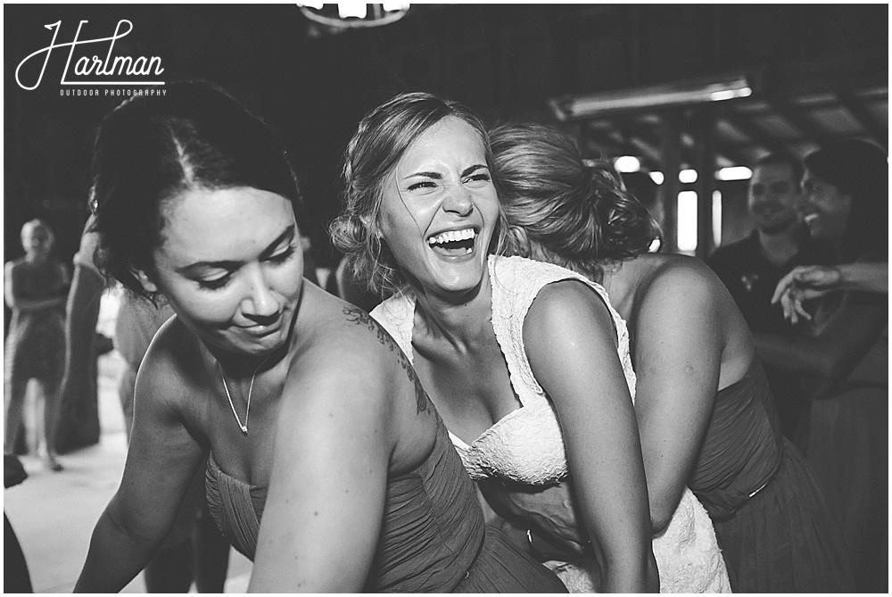 Raleigh Action Shots Dancing at Wedding