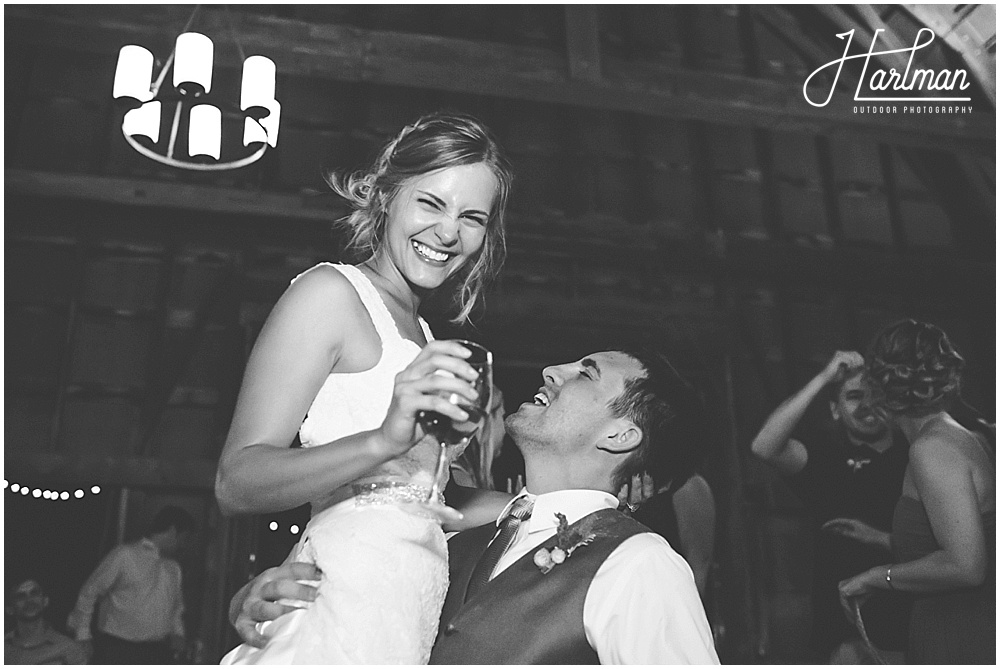 North Carolina Awesome Wedding Reception