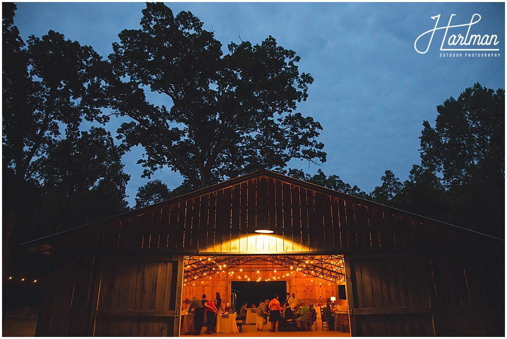 Rock Quarry Farm Wedding Reception