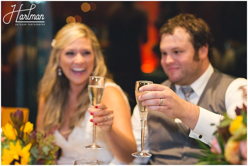 Morton Arboretum Wedding Toasts