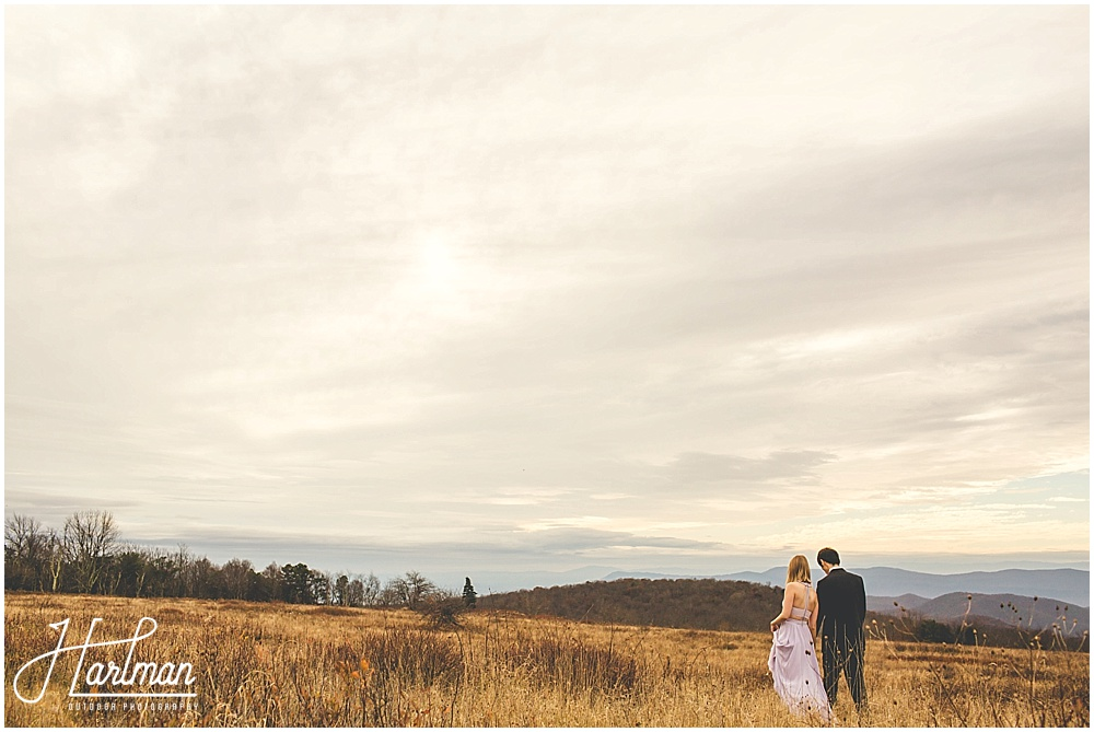 Shenandoah National Park Elopement Wedding
