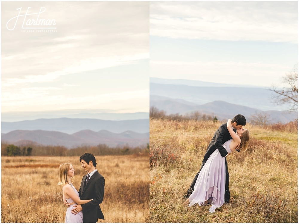 Big Meadows Shenandoah Elopement