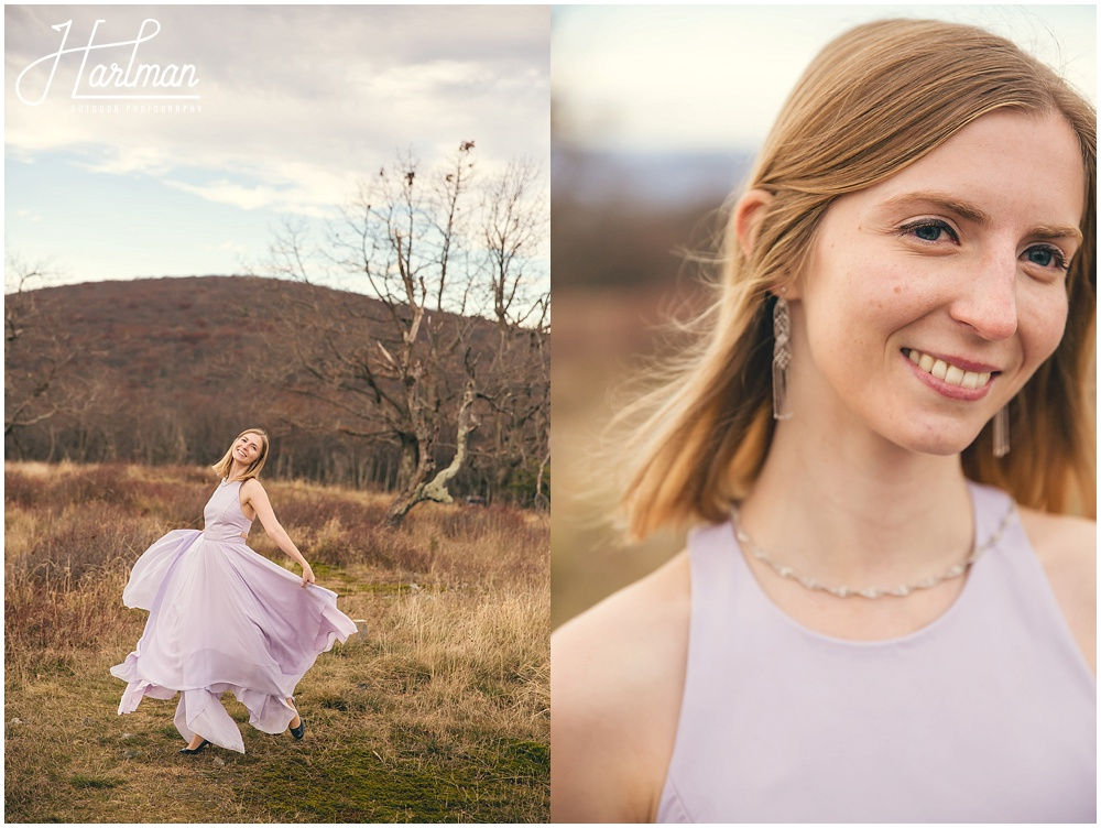 Shenandoah Big Meadows Elopement Engagement Photographer 1059