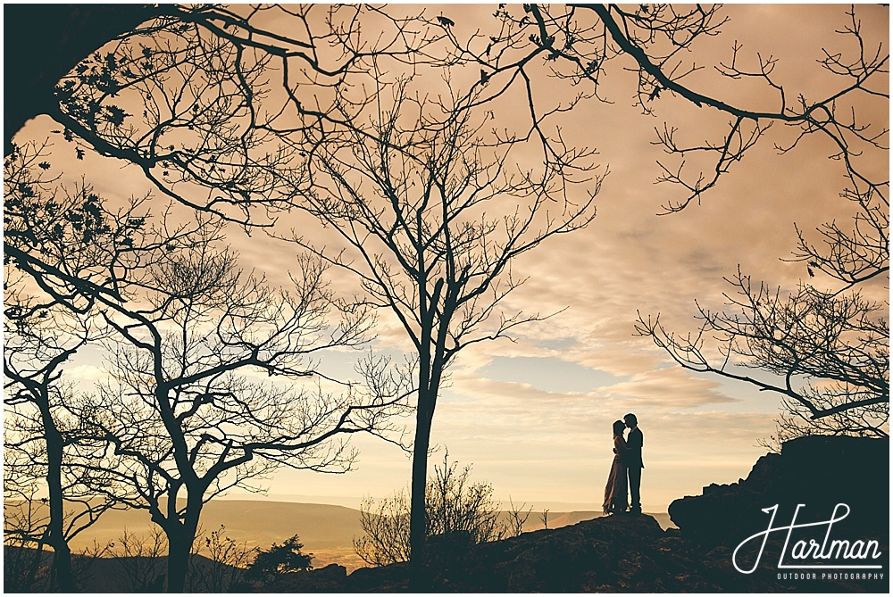 Shenandoah National Park Elopement Engagement Photographer 1086