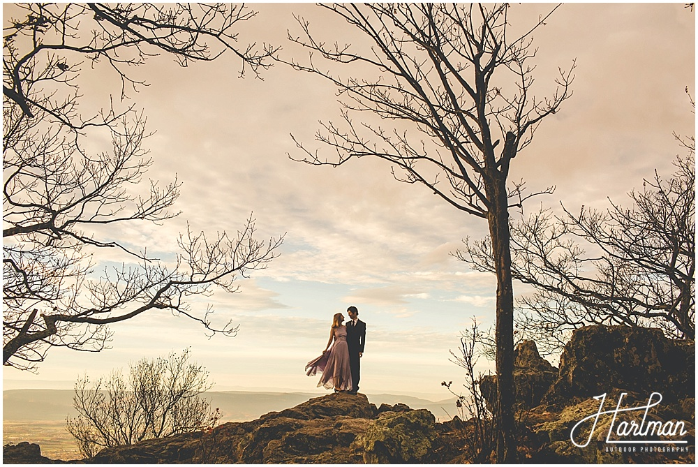 Shenandoah National Park Elopement Engagement Photographer 1089