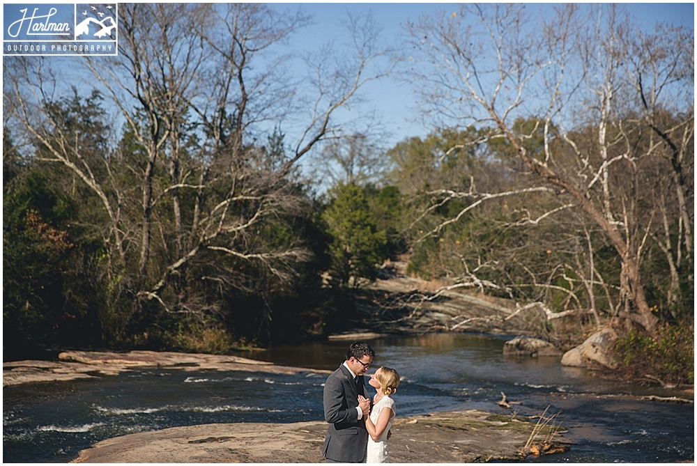 The Mill at Fine Creek Outdoor Wedding Photographer
