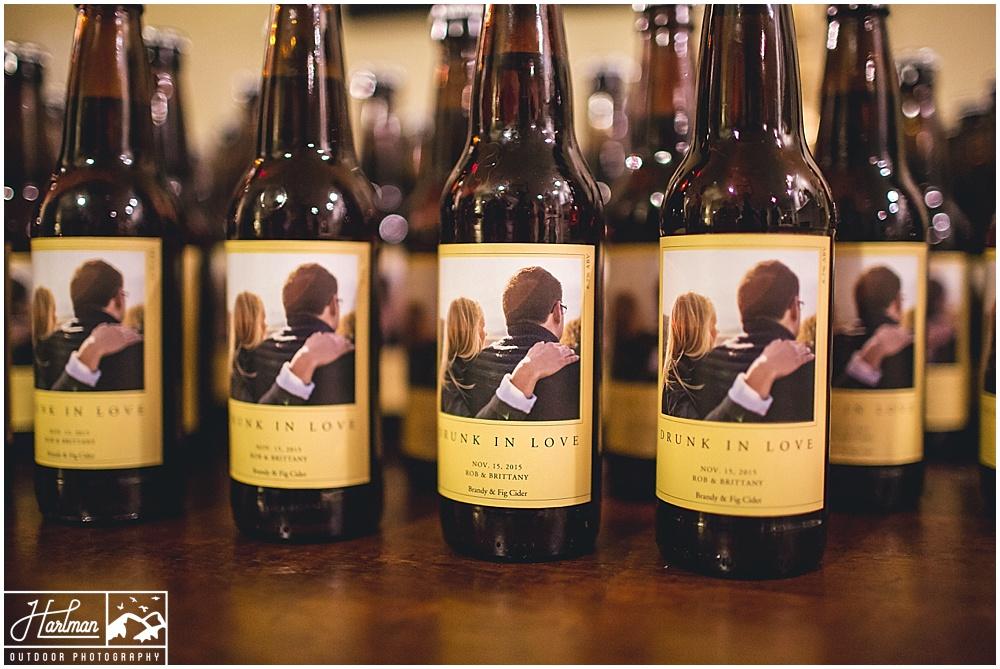 Dingo Dog Brewery Bottled Wedding Cider