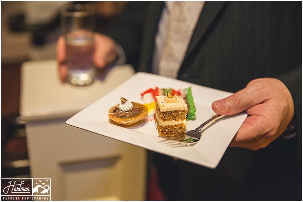 Charlottesville Virginia Wedding Caterer Cake