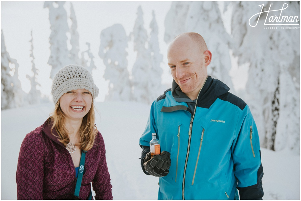 Cascades Backcountry Skiing Engagement Session_0027