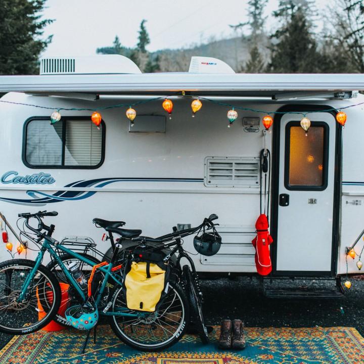 Camping on Olympic Peninsula | Washington