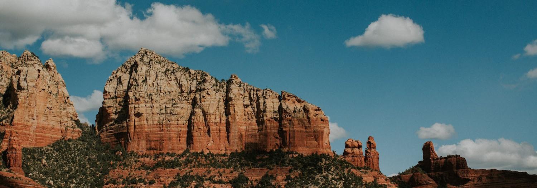 Hiking in Sedona   Arizona