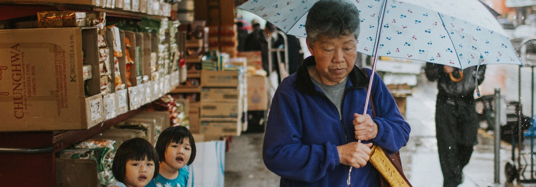 Visiting San Fransisco Chinatown   California