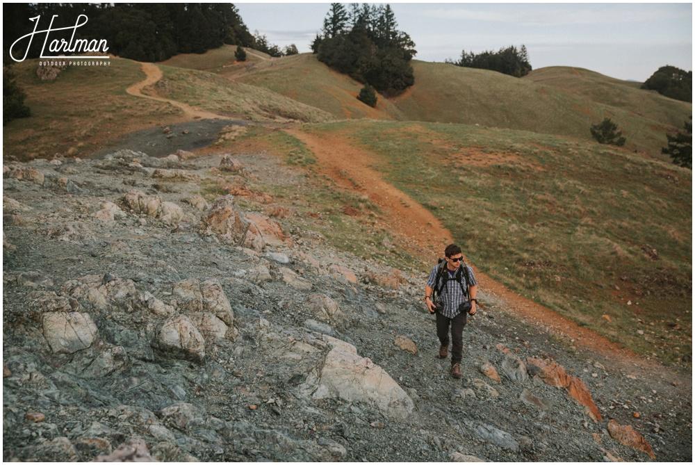 Mt Tamalpais Adventure Engagement _0004