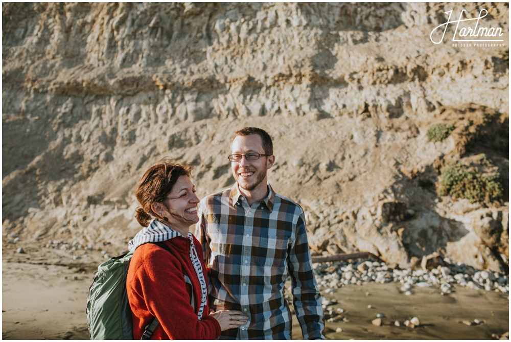 Point Reyes Engagement Session 032