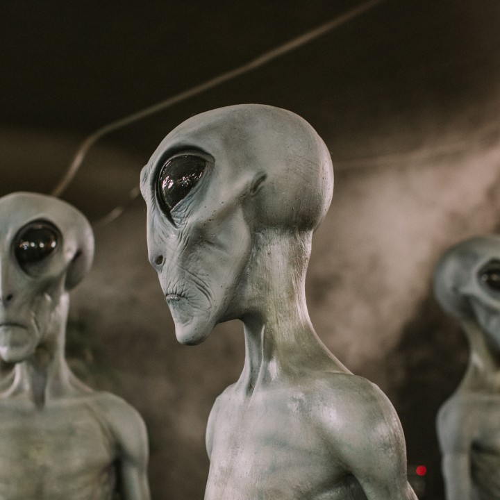 Tourists in Roswell | New Mexico