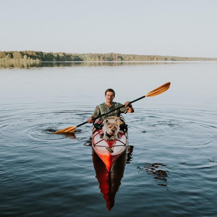 Camping at Jordan Lake| North Carolina