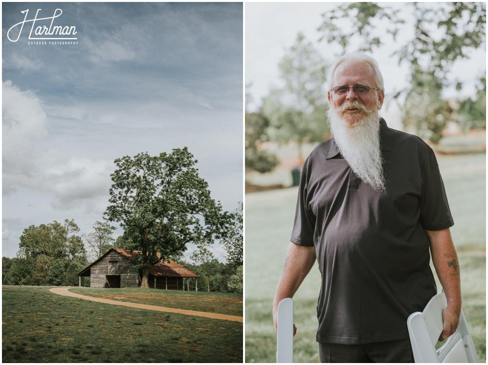 Boone North Carolina Intimate Outdoor Ceremony site _0010