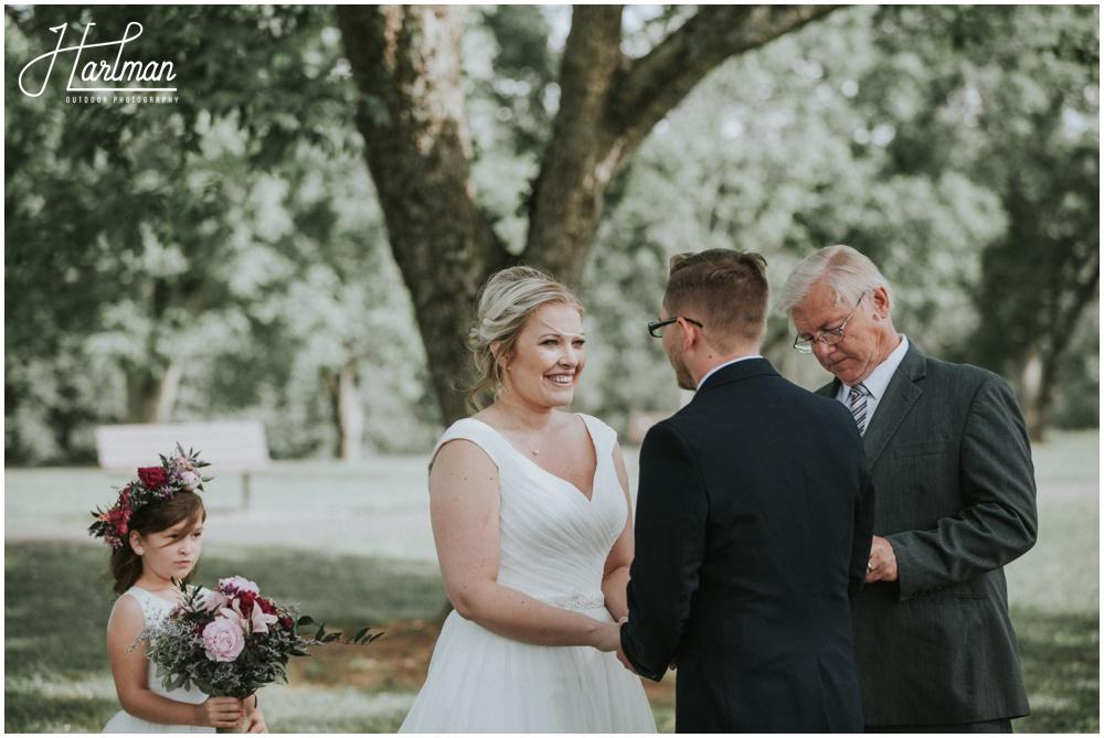Asheville North Carolina Photojournalist Wedding Photographer _0021