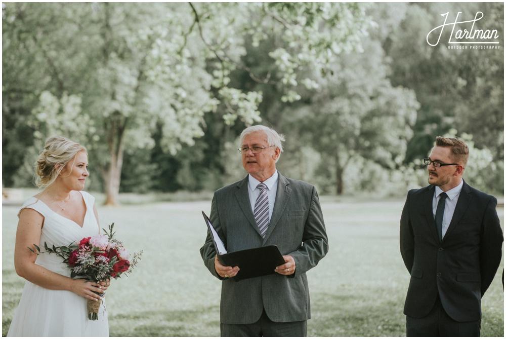 Boone North Carolina Intimate Wedding Ceremony Location _0022